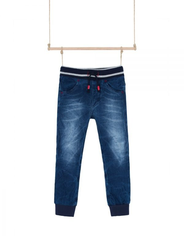 Chlapčenské nohavice Deo Denim Bebakids