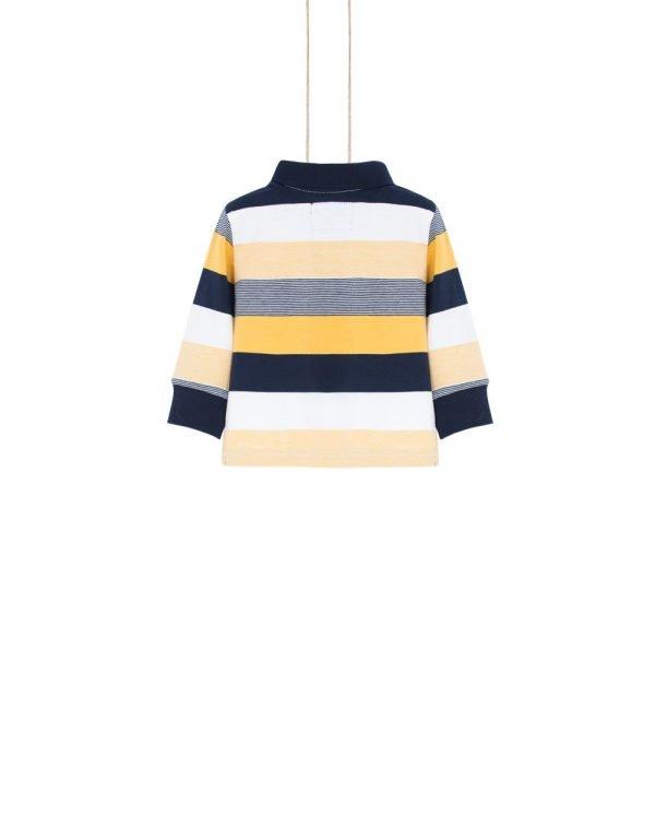 detské tričko žlté 92 98