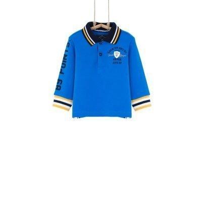 Chlapčenské tričko Pollo Bebakids modré