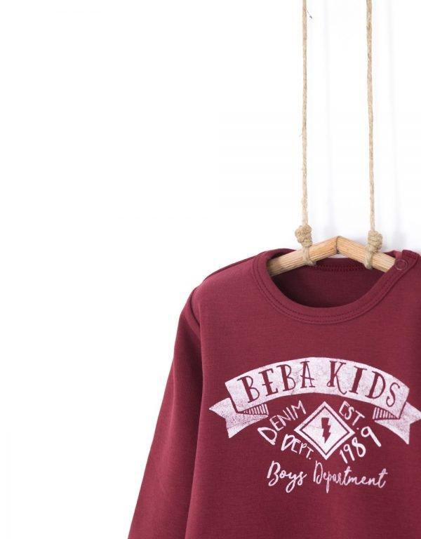 Chlapčenské tričko Bebakids STRIP