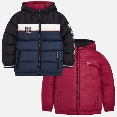 Chlapčenská bunda MAYORAL obojstranná