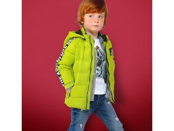 Chlapčenská zimná bunda MAYORAL
