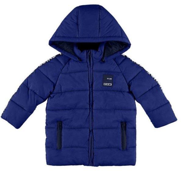 Chlapčenská zimná bunda MAYORAL modrá