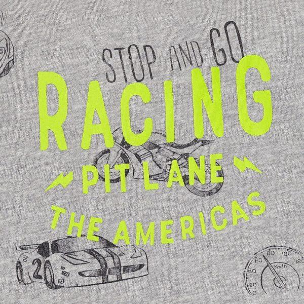 Chlapčenské tričko MAYORAL Racing