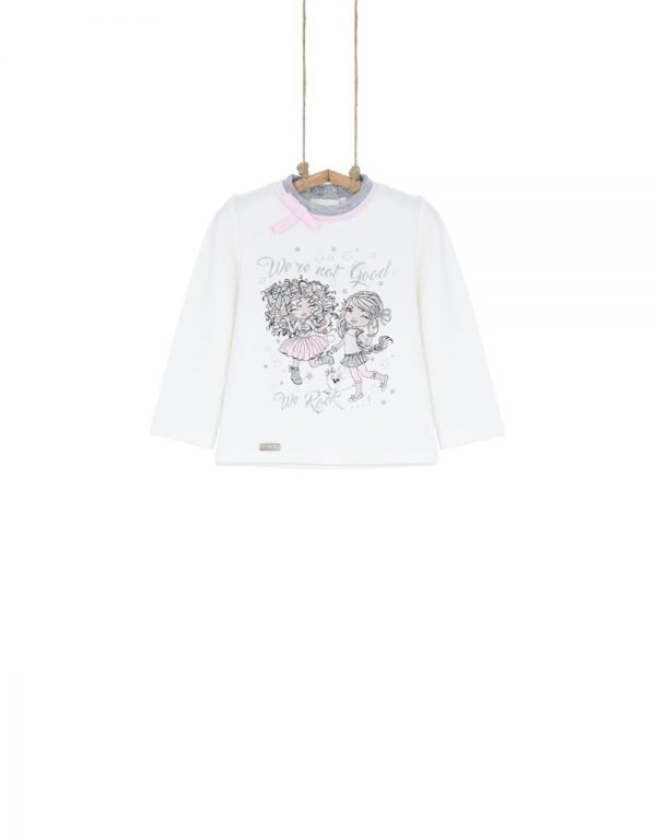 Dievčenské tričko BEBAKIDS STAR
