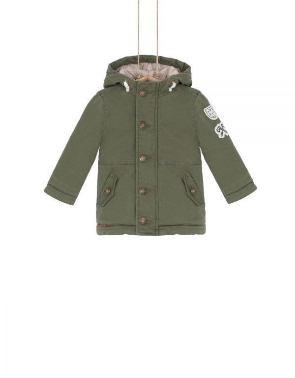 Chlapčenská bunda BEBAKIDS FOREST prechodná