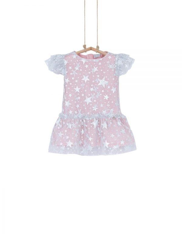 Hviezdičkové šaty Bebakids Dora