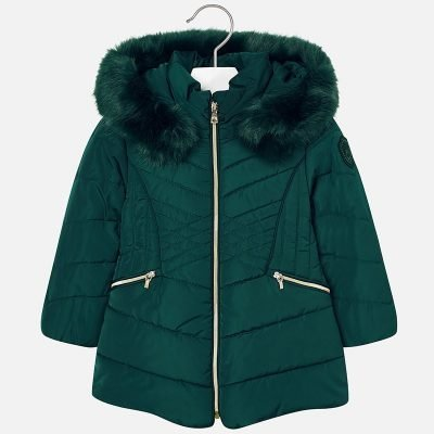 mayoral zimná bunda dievca