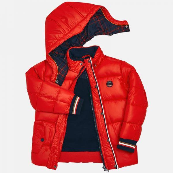 Chlapčenská bunda na zimu MAYORAL TURBO