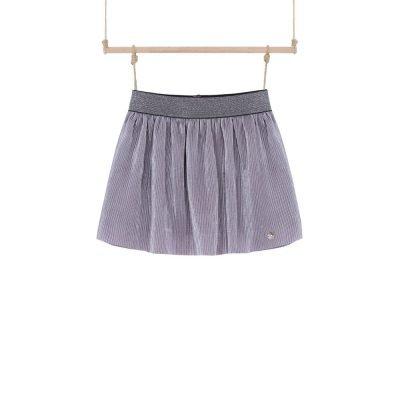 dievčenská sukňa Bebakids Plise