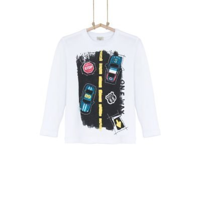 Chlapčenské tričko BEBAKIDS