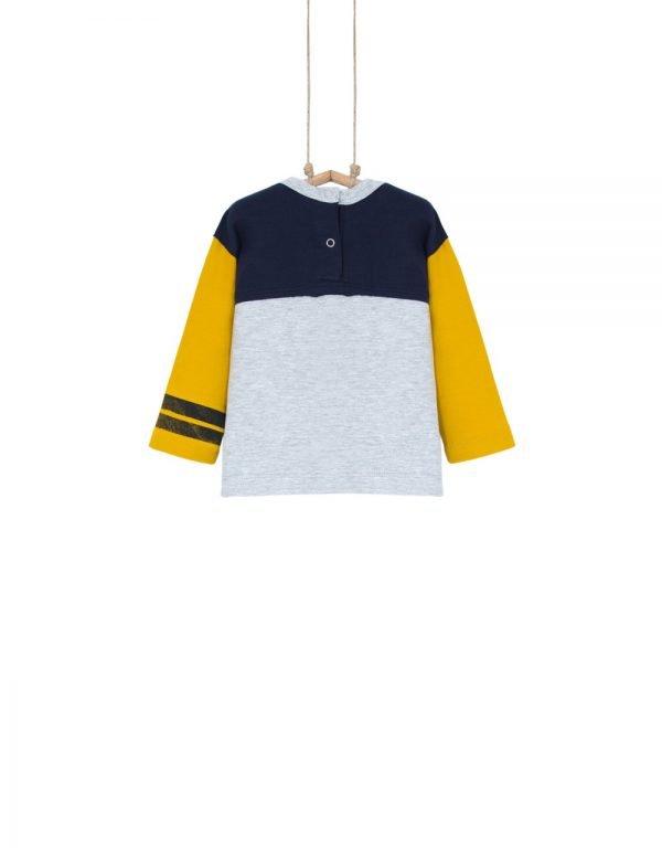 Chlapčenské tričko s potlačou trabanta  Bebakids