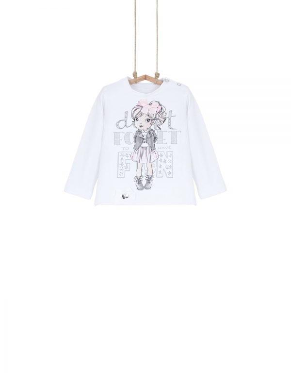 dievcenske tričko s dievčatkom Sofi Bebakids