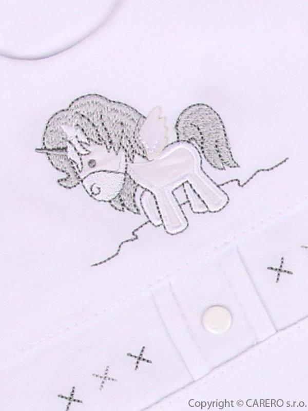 dojčenská súprava biela Koala Pony