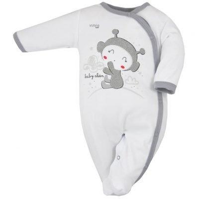 Dojčenský bavlnený overal Koala Mum and Dad