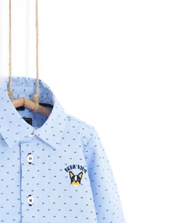 Chlapčenská košeľa 92, 98