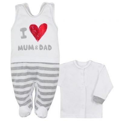 dojčenská súprava Koala Mum and Dad