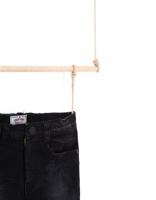 čierne nohavice chlapčenské