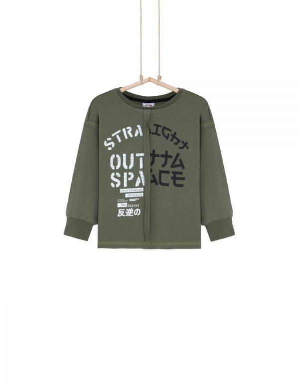 Chlapčenské tričko Army BEBAKIDS