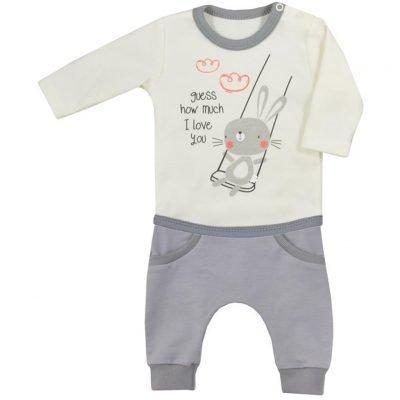 2-dielna dojčenská súpravička Koala Swing béžová