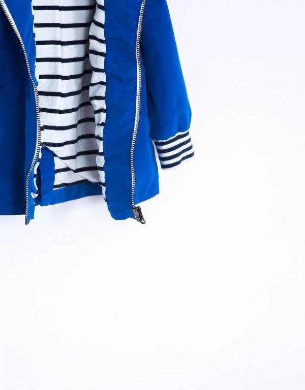 chlapcenska bunda namornicky styl