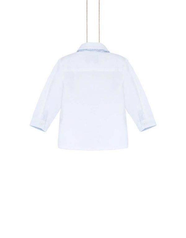 biela košeľa chlapčenská 92