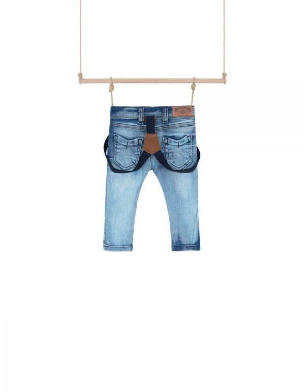 riflove nohavice na traky chlapcenske oblecenie