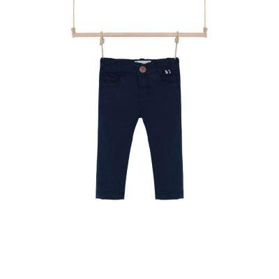 Chlapčenské rifľové nohavice k saku