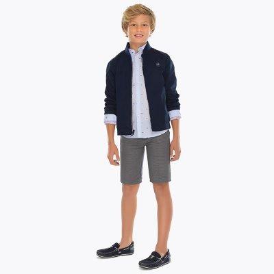 Chlapčenské šortky MAYORAL spoločenské