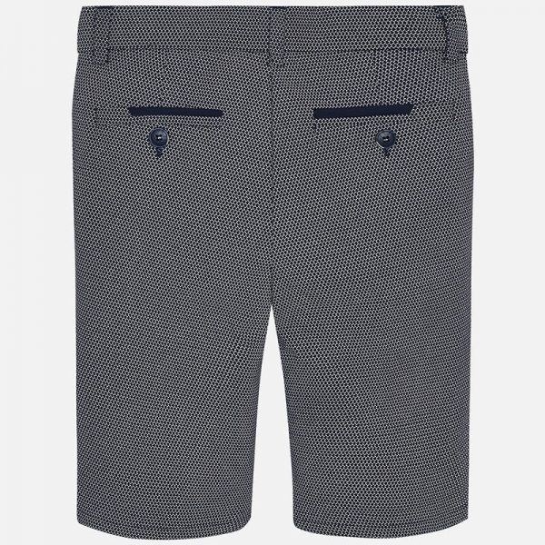 spoločenské nohavice kraťasy chlapčenské Mayoral