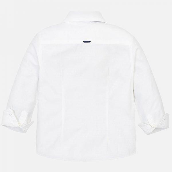 biela košeľa chlapčenská spoločenské