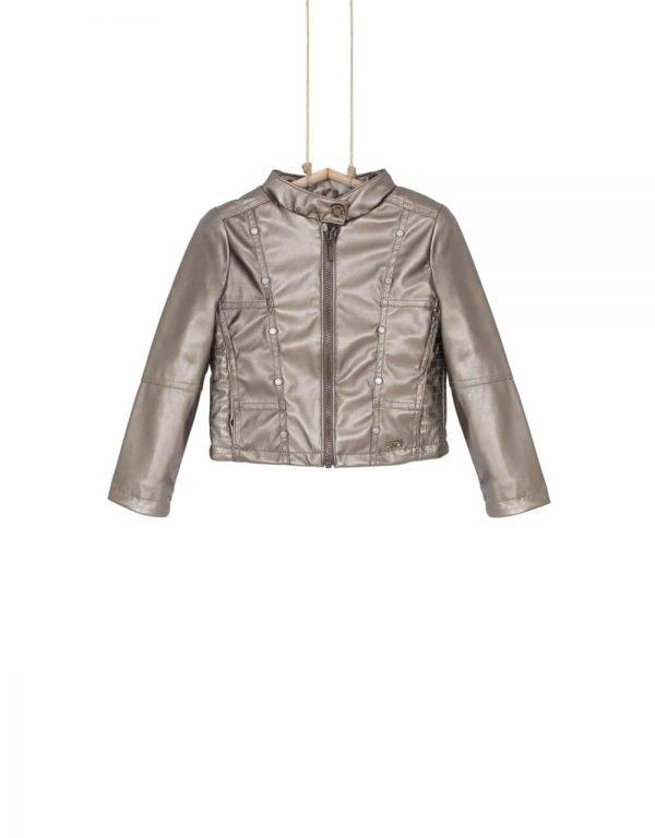 štýlová bunda dievčenská 104 110