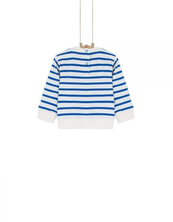 detské tričko s dlhým rukávom bavlnené