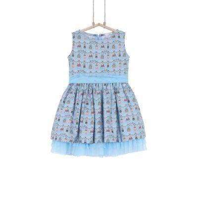sviatočné šaty dievčenské Bebakids