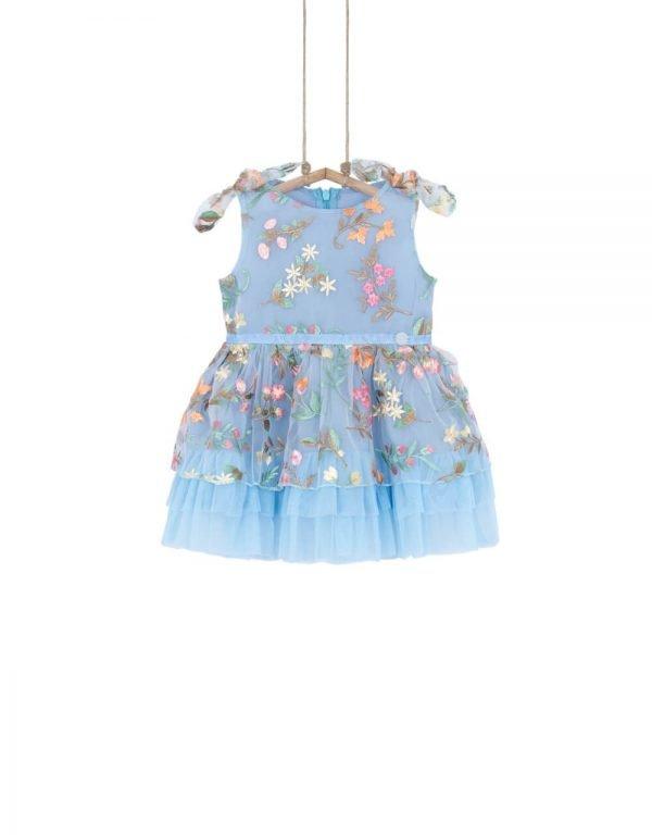 Slávnostné dievčenské šaty