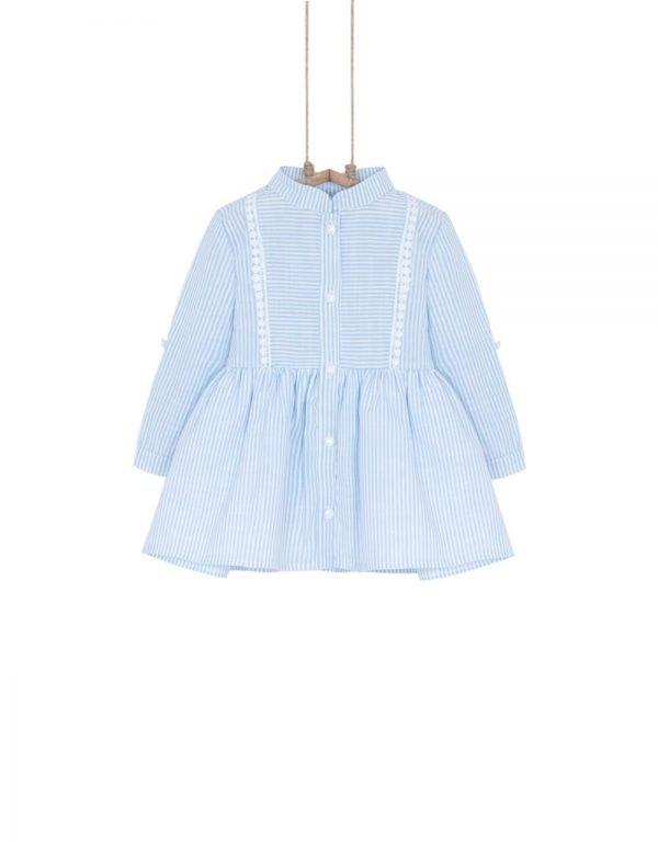dievčenské šaty bavlna