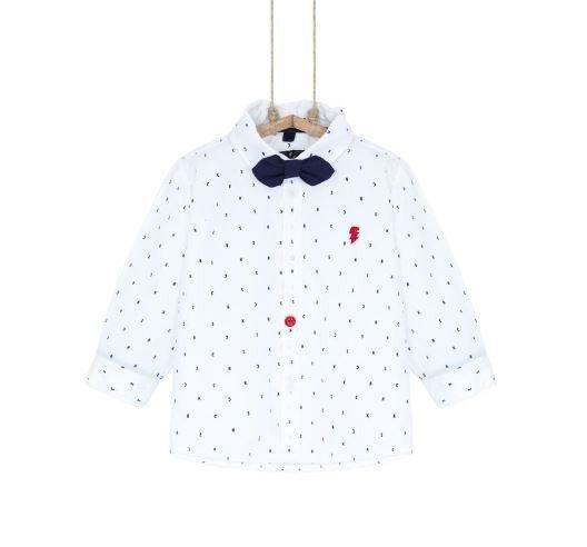 chlapčenská košeľa 92 98