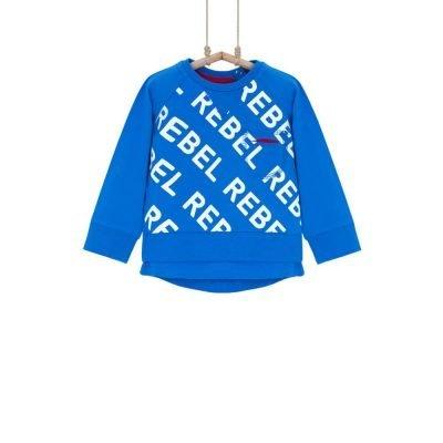 detské tričko mikina Rebel