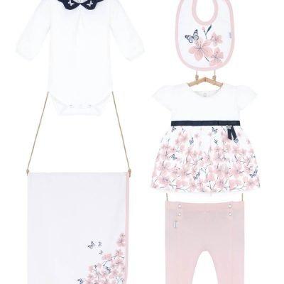 dojčenská súprava pre novorodenca