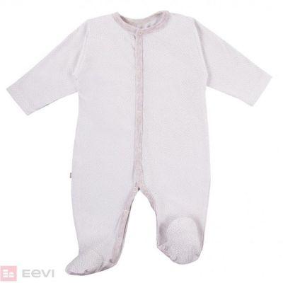 dojčenský overal béžový 62