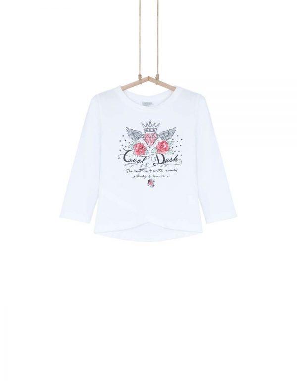 dievčenské tričko Diamond