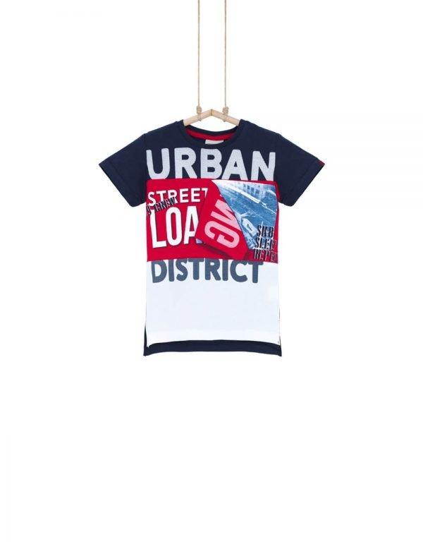 chlapčenské tričko street