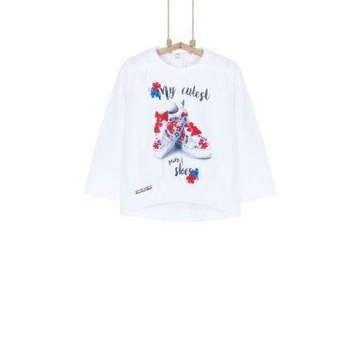 dievčenské tričká Bebakids
