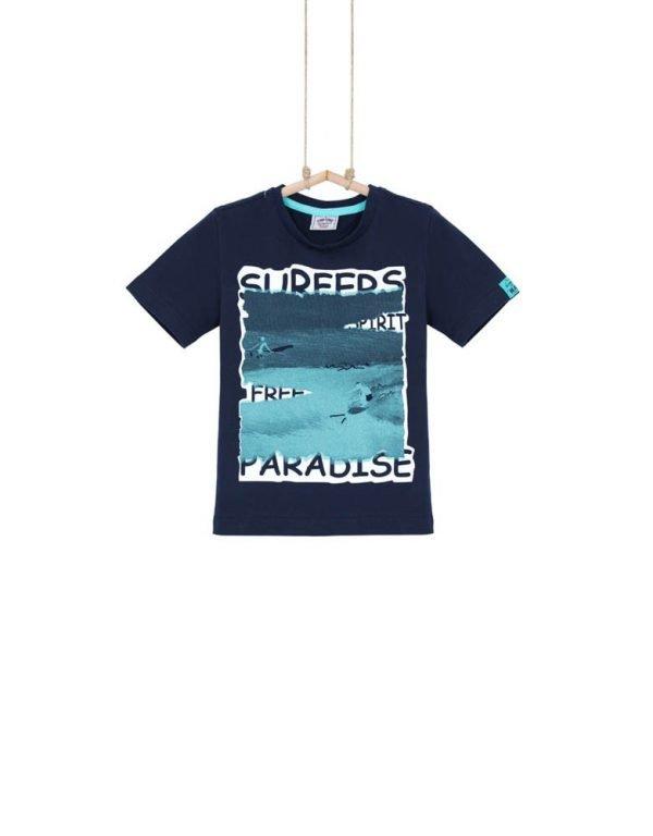 značkové chlapčenské tričko