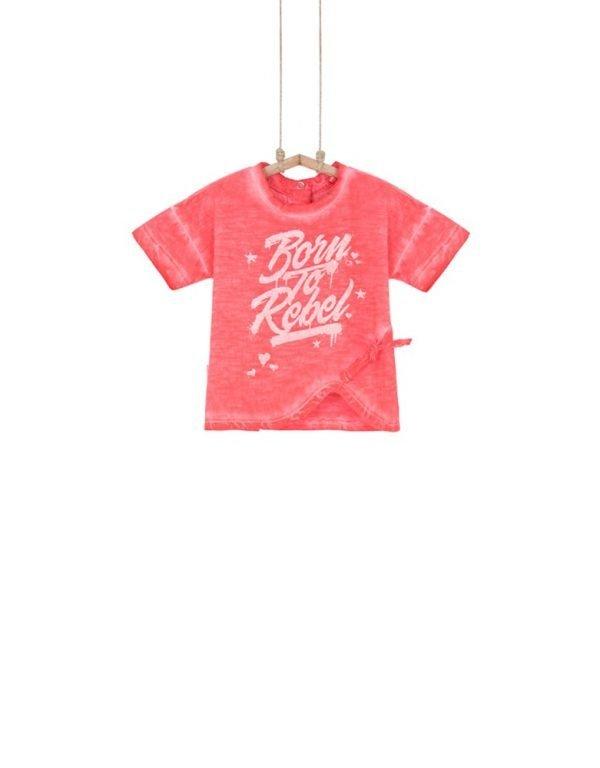 štýlové detské tričko pre dievča