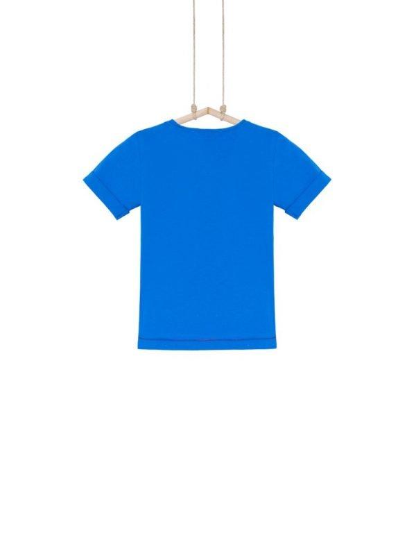 detské tričko modré