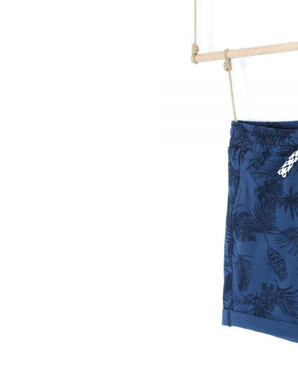 chlapčenské šortky modré