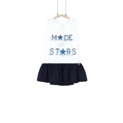 tielkové tričko dievčenské