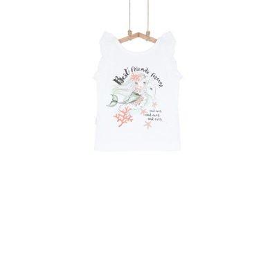 detské tričko na ramienka