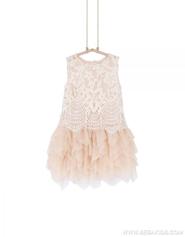 spoločenské šaty dievčenské